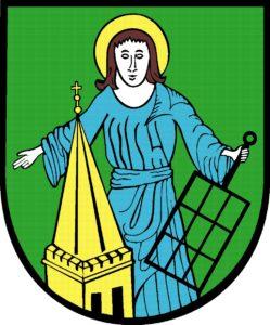 Wappen Liebenau farbig klein