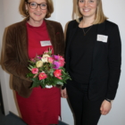 Johanna Beckurts-Othmer aus dem Vorstand verabschiedet